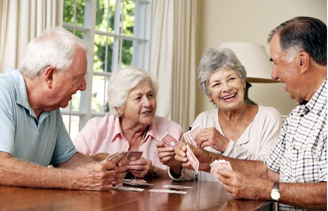 The best ideas for Fun Activities and Games for seniors
